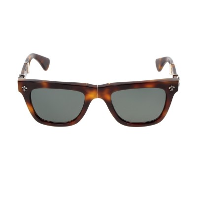 Chrome Hearts lunettes zombie germs butterscotch Sunglasses