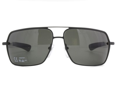 Chrome Hearts Sophistafucks Matte Black Plastic Sunglasses