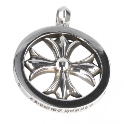 Chrome Hearts CH PLUS MEDALLION PENDANT