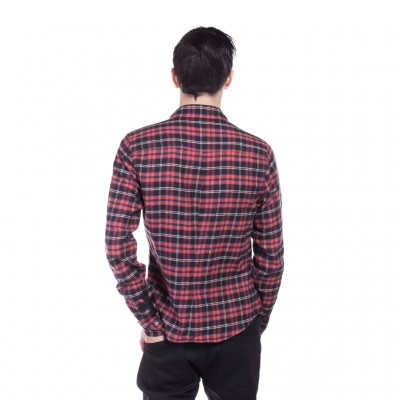 Chrome Hearts Unisex LOOSE ENDS FLANNEL SHIRT