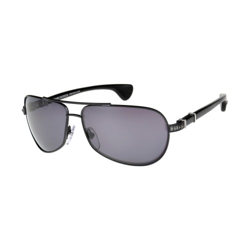 3545a832379c Chrome Hearts lunette grand beast ii matte black Sunglasses - Chrome ...