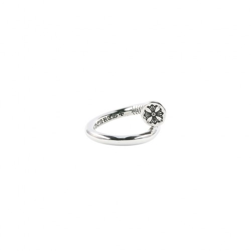 Chrome Hearts FLAT CH PLUS NAIL RING